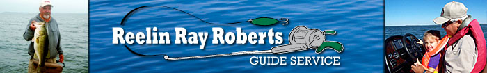 Lake Ray Roberts Bass Fishing Guide Service